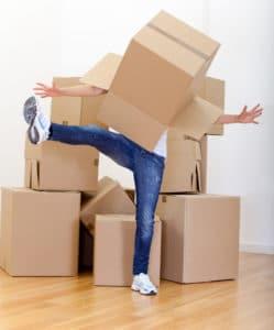 10 tips voor het inpakken van verhuisdozen