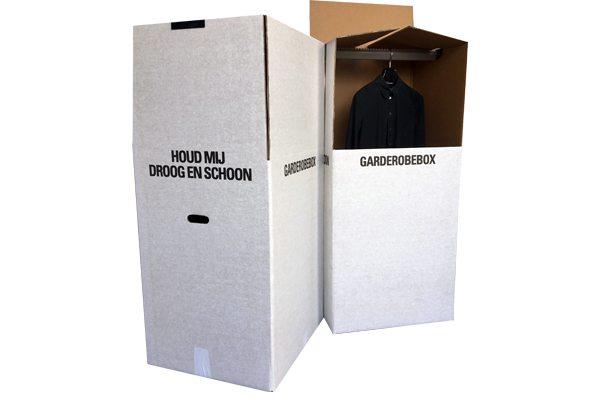 Garderobebox of kledingdoos kopen