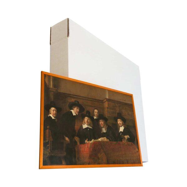 Schilderijdoos met schilderij 2 2021