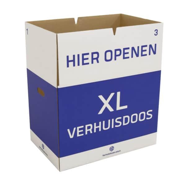 XL Verhuisdoos perspectief open