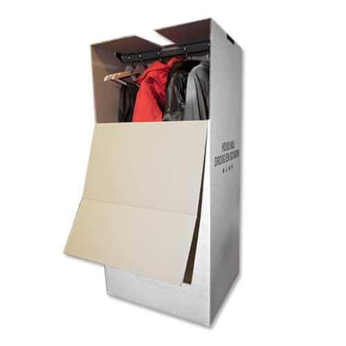 Garderobedoos groot kopen