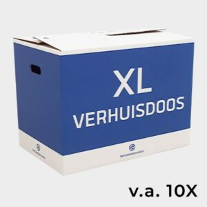 XL Verhuisdozen 10 stuks